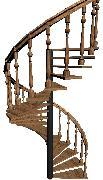 спиральная лестница