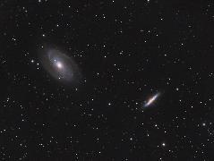 Галактики Боде и Сигара