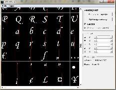 FontMap