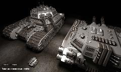 Транспортный танк