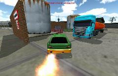 Nitro Drive - сделан нитро выхлоп для ускорителя