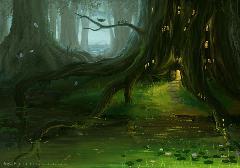 дерево-дом-сред