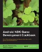 Анонсирована книга Android NDK Game Development Cookbook