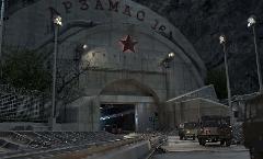 Локация для CG-ролика
