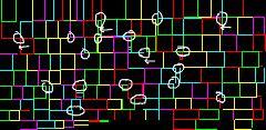 Кривой алгоритм размещения
