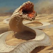 Песчаная кобра