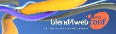 Определены доклады конференции по Blend4Web