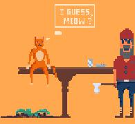 damn-cat-pixelart