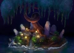 Магический остров