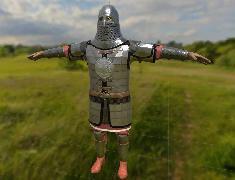 модель ратника