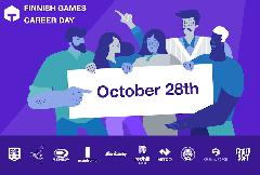 Finnish Games Career Day Online