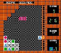 Flipull, скриншот игры