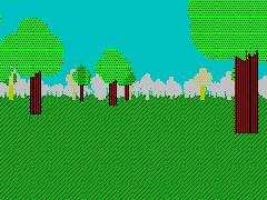 forest-2 - с туманом