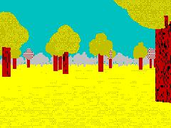 forest-3 - colored