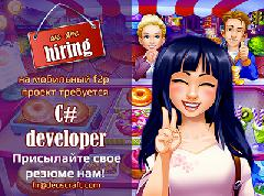 Cooking Craze - developer C#