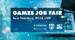 Games Job Fair St. Petersburg