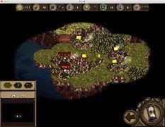 Скриншот с туманом войны