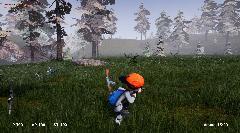 Старый проект, на нем отрабатывал свои первые навыки геймедва