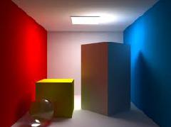 GPU Global Illumination (фейковый)