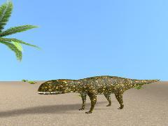 Скриншот из игры Путешествия в Доисторические Времена - Триас