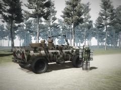 N Sector 5661 Jeep