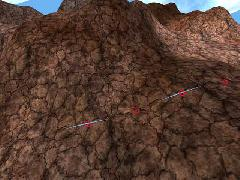 Решение проблемы разрывов при визуализации ландшафтов с LOD - уровнями