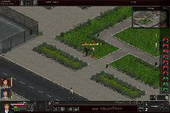 Браузерная MMORPG Лихие 90-е Бой