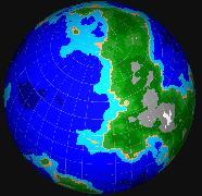 лобус кубической карты