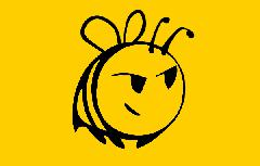 Logo fat bee