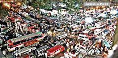Manila-Traffic-chaos