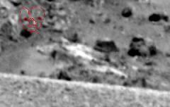 Инопланетянин на Марсе