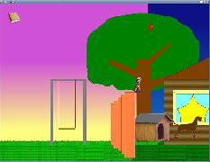 Мир Мерцает. Скриншот 1