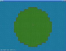 Тест островка
