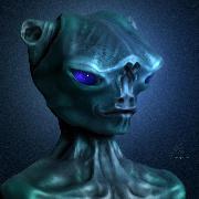 Портрет пришельца