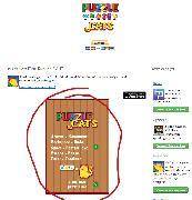 Puzzle Cats Site 2