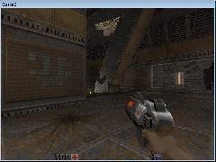 Quake2 fullscreen