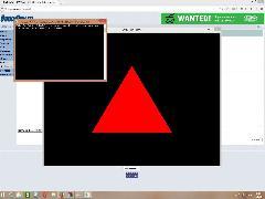 MAntle APi Triangle Helloworld! No errors