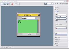 редактор интерфейса