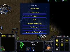Starcraft 1.18 pixellation