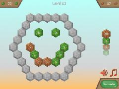 Sky Hex puzzle game screenshot 6