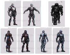 Sci-fi characters_by_Eidzo