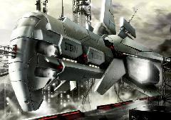 Пример для дизайна Корабля землян