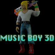 Музыкальный пацан 3D