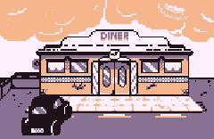 Diner-PixelArt