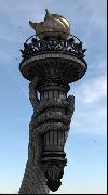 Статуя свободы сетка