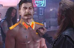 Кибер Сталин