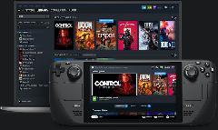 Компания Valve представила игровую консоль Steam Deck.
