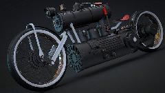 steampumk bike