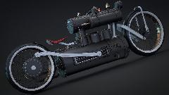 steampumk bike 1