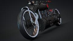 steampunk bike  (4)